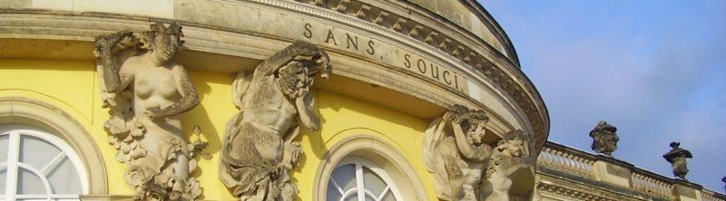 Potsdam, Schloss Sanssouci, Park Sanssouci