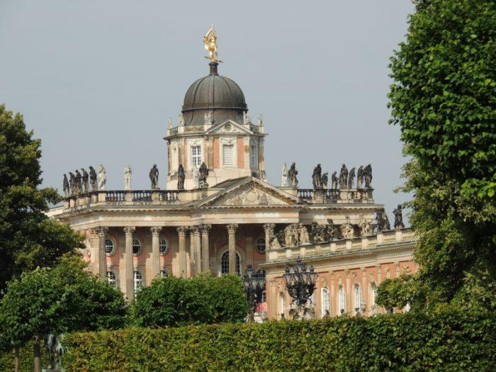 Neue Palais im Park Sanssouci