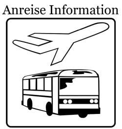 Anreise Information
