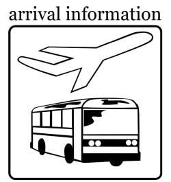 Arrival Information, Potsdam, Sanssouci Palace